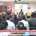 DIRESA Apurímac impulsa lucha frontal contra comercio ilegal de medicamentos